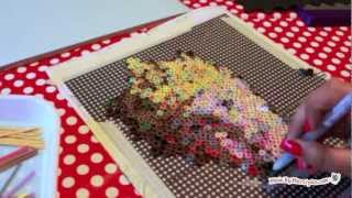 getlinkyoutube.com-How To Create a Paper Quilled Photograph