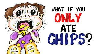What If You Only Ate Chips? width=