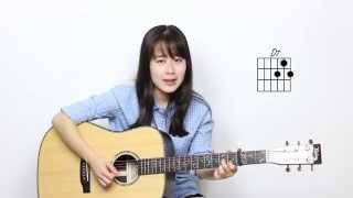 getlinkyoutube.com-小幸运 - 田馥甄 - Nancy吉他弹唱教学 吉他教程