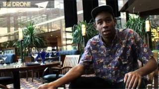 getlinkyoutube.com-The Drone: Tyler, The Creator - interview