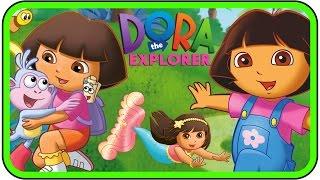 getlinkyoutube.com-Dora the Explorer Kids Songs Nursery Rhymes - Daddy Finger Family cartoon music