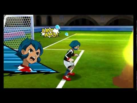 Inazuma Eleven Strikers 2012 XTREME [WII]: My Raimon vs FFI All-Stars