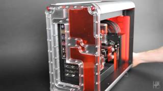 getlinkyoutube.com-R40 Engineering Station - A watercooled workstation build