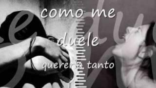 getlinkyoutube.com-Como me duele - Alejandro Fernandez (con letra)