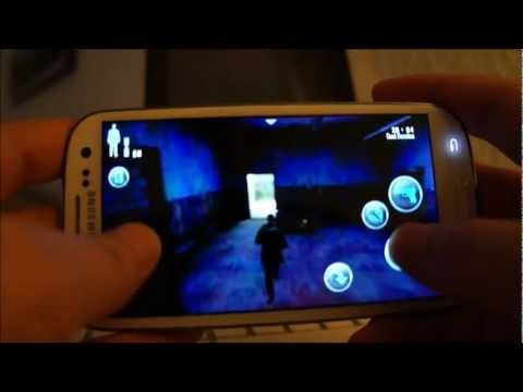 Max Payne HD on Samsung Galaxy S III - Part 1 Chapter 6 Walkthrough