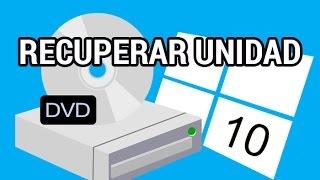 getlinkyoutube.com-Recuperar la unidad de DVD en Windows 10 www.informaticovitoria.com