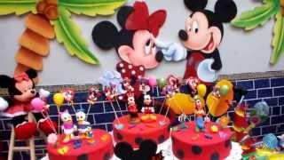 getlinkyoutube.com-V O Show Eventos & Espectaculos  DecoraCION  Mickey Mouse 994378609 981544084