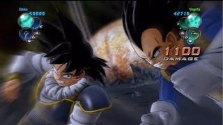 getlinkyoutube.com-Dragonball Z Ultimate Tenkaichi: Goku vs Vegeta