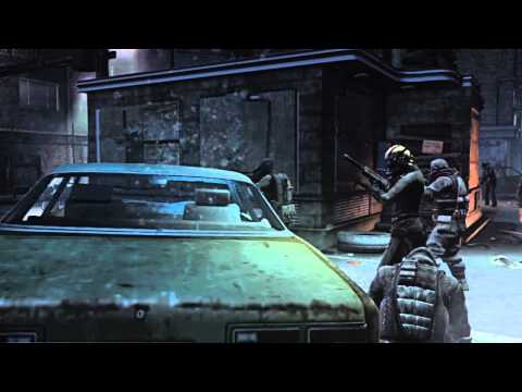 Resident Evil: Operation Raccoon City Gameplay Trailer [HD] (XBOX 360/PS3/PC)