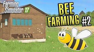 Farming Simulator 2017   BEEKEEPING #2   Sandy Bay   Episode 13
