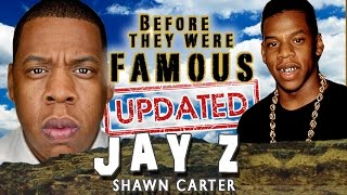 getlinkyoutube.com-JAY Z - Before They Were Famous - UPDATED
