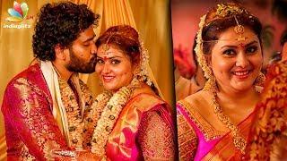 Marriage Video : Actress Namitha Weds Veerandra Chowdhary in Tirupati | Bigg Boss Contestant