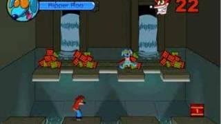 getlinkyoutube.com-Crash Bandicoot Flash Boss Ripper Roo