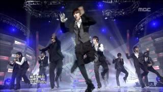 getlinkyoutube.com-Super Junior - Sorry Sorry, 슈퍼주니어 - 쏘리 쏘리, Music Core 20090314
