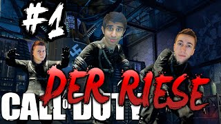 getlinkyoutube.com-CoD WaW ZOMBIES - Der Riese #1 with Vikkstar