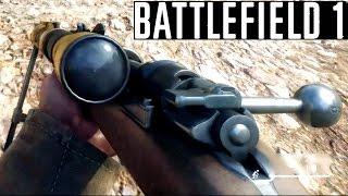 getlinkyoutube.com-BATTLEFIELD 1 Sniper Mission Gameplay Campaign