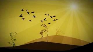 getlinkyoutube.com-Flowers and mountains motion graphics