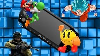 getlinkyoutube.com-Top-5 De Los Mejores Juegos Para PSP