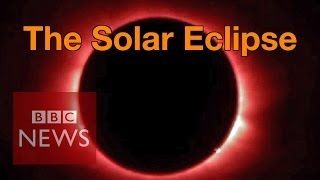 BBC News -- Solar Eclipse: 'Breathtaking' views witnessed by millions: Millions of people across the UK and northern Europe have been witnessing a solar eclipse.The last time it happened was in 1999,
