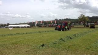 Strautmann at the Grassland UK show 7th May 2015