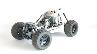getlinkyoutube.com-Fast LEGO TECHNIC Buggy ! in 4K !