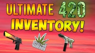 getlinkyoutube.com-CS GO - Ultimate 420 Loadout! (Best Themed Inventories #3)