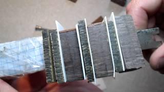 getlinkyoutube.com-Как сделать Нож из рамной пилы 9хф в домашних условиях своими руками #2