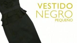getlinkyoutube.com-Cómo usar un vestido negro : Cómo estar a la moda