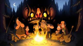 getlinkyoutube.com-10 Hours of Gravity Falls' Theme Song