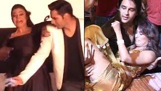 getlinkyoutube.com-Bollywood Actors FUNNIEST FALLS in Public | Kajol, Sunny Leone & others