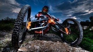 getlinkyoutube.com-Mountain Handbikers are AWESOME (handbike,handcycle)