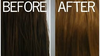 getlinkyoutube.com-How To Naturally Lighten Your Hair