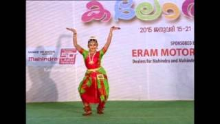 getlinkyoutube.com-School Kalolsavam 2015 Bharanatyam HSS Girls - Chest NO 105