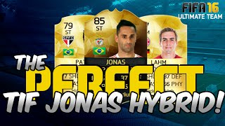 getlinkyoutube.com-FIFA 16 | THE PERFECT TIF JONAS HYBRID for UNDER 100k! | Ultimate Team Squad Builder #25