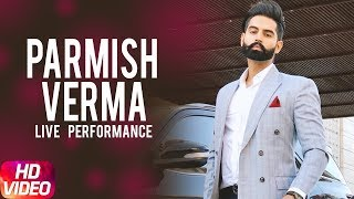 Parmish Verma | Live Performance | Royal Stag Mirchi Music Awards 2017