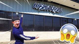 OFFICIAL UNSPEAKABLE OFFICE TOUR!