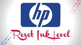 getlinkyoutube.com-How to reset HP Ink Levels