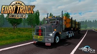 getlinkyoutube.com-kenworth T800 Version Final l Euro Truck Simulator 2 l 1.20