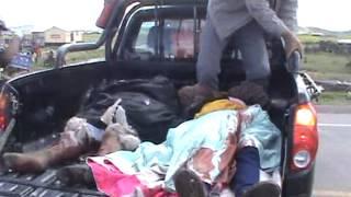 getlinkyoutube.com-ACCIDENTE DE TRÁNSITO DEJA COMO SALDO VARIAS PERSONAS HERIDAS Y FALLECIDAS