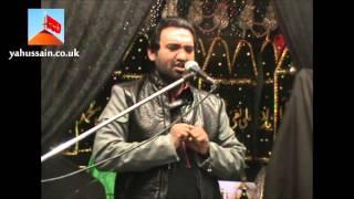getlinkyoutube.com-Zakir Muntazir Mehdi - Northampton (UK) - Dua-e-Zehra - 19th December 2015