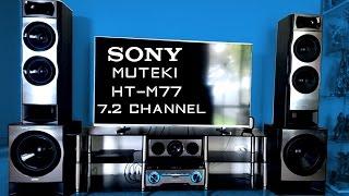 getlinkyoutube.com-SONY MUTEKI  HT-M77 | 7.2 CHANNEL | SOUND TEST