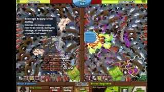 getlinkyoutube.com-Bloons TD Battles: Snowy Castle Round 47!