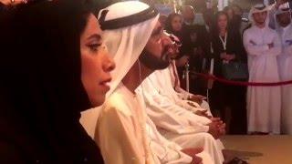 getlinkyoutube.com-الشيخ محمد بن راشد حاكم دبي منصتاً لحديث عيد اليحيى