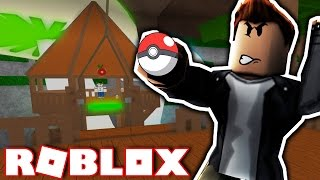RIDING A HOVERBOARD TO VICTORY!!   Pokemon Brick Bronze (Ep. 22)   Roblox