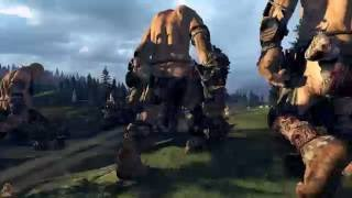 getlinkyoutube.com-Total War Warhammer - Custom Battle - Empire vs Giants