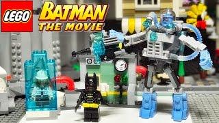 getlinkyoutube.com-레고 배트맨 무비 70901 미스터 프리즈의 얼음 공격 상황극 놀이 리뷰 The LEGO Batman Movie Mr. Freeze Ice Attack