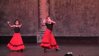getlinkyoutube.com-22 Flamenco Kids