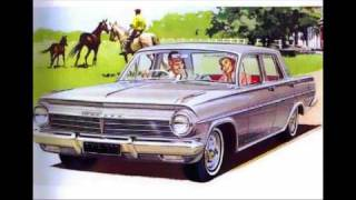 Holden History 1948 to 1978