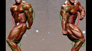getlinkyoutube.com-Big Ramy VS Phil Heath [2015 New Photo]
