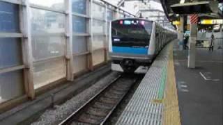 京浜東北線E233系 PV